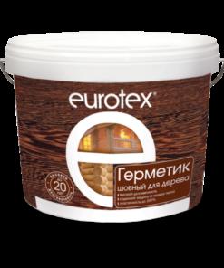 Шовный герметик для дерева Eurotex