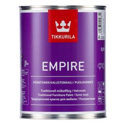 Краска для мебели Tikkurila Empire Тиккурила Эмпайр