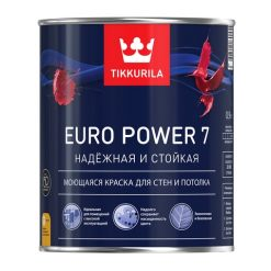 Краска Tikkurila Euro Power 7 Тиккурила Евро Пауэр 7