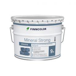 Краска акриловая фасадная Finncolor Mineral Strong