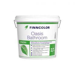 Акриловая краска для ванной Finncolor Oasis Bathroom