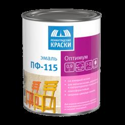 Краска эмаль ПФ 115 Оптимум