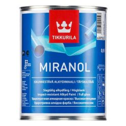 Краска Tikkurila Miranol Миранол Тиккурила