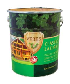 Veres Classic Lazura пропитка верес