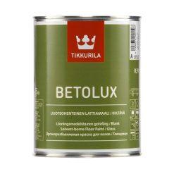 Tikkurila Betolux краска для пола Тиккурила Бетолюкс