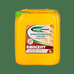 Биозащита для дерева Woodmaster Биосепт