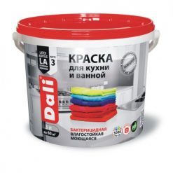 DALI краска для кухни и ванной