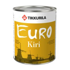 лак Euro Tikkurila Kiri