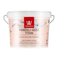 Лак интерьерный акриловый Tikkurila Paneeli-Assa Titan