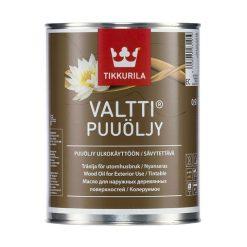 Масло для дерева Tikkurila Valtti Puuoljy
