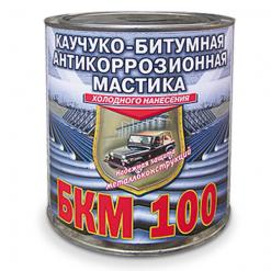 Антикоррозионная мастика БКМ-100