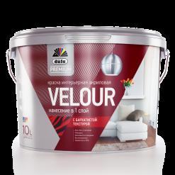 Краска Dufa Premium Velour