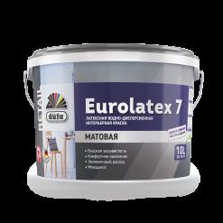 краска латексная Dufa RETAIL EUROLATEX 7