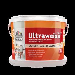 Краска интерьерная Dufa Retail Ultraweiss