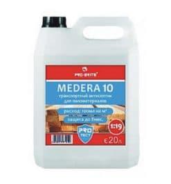 MEDERA 10 Concentrate Медера 10 Концентрат